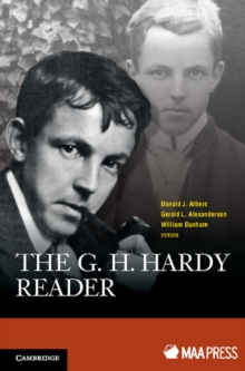 Spectrum : The G. H. Hardy Reader, Paperback / softback Book