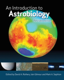 An Introduction to Astrobiology, Paperback Book