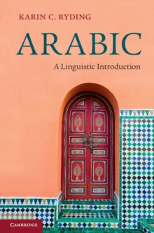 Arabic : A Linguistic Introduction, Paperback / softback Book