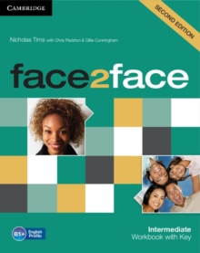 face2face Intermediate Workbook with Key, Paperback / softback Book