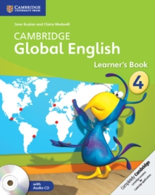 Cambridge Global English Stage 4 Learner's Book with Audio CD (2), Mixed media product Book