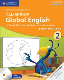 Cambridge Global English Stage 2 Learner's Book with Audio CDs (2), Mixed media product Book