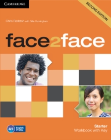 face2face Starter Workbook with Key, Paperback / softback Book