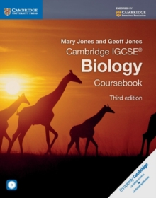 Cambridge IGCSE (R) Biology Coursebook with CD-ROM, Mixed media product Book