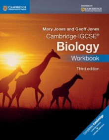 Cambridge IGCSE (R) Biology Workbook, Paperback Book