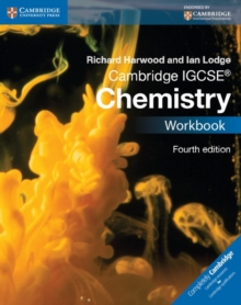 Cambridge IGCSE (R) Chemistry Workbook, Paperback / softback Book