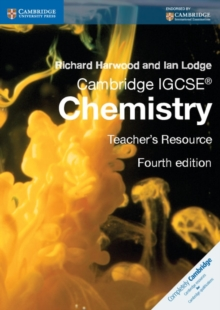 Cambridge IGCSE (R) Chemistry Teacher's Resource CD-ROM, CD-ROM Book