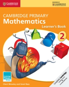 Cambridge Primary Mathematics Stage 2 Learner's Book, Paperback / softback Book