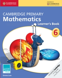 Cambridge Primary Maths : Cambridge Primary Mathematics Stage 6 Learner's Book, Paperback / softback Book