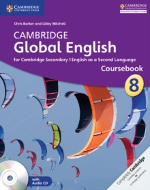 Cambridge Global English Stage 8 Coursebook with Audio CD : For Cambridge Secondary 1 English as a Second Language, Mixed media product Book