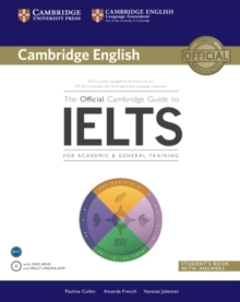 The Official Cambridge Guide to IELTS Student's Book with Answers with DVD-ROM, Mixed media product Book