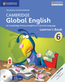 Cambridge Global English : Cambridge Global English Stage 6 Learner's Book with Audio CDs (2), Mixed media product Book