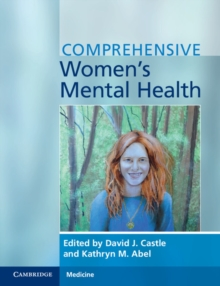 Comprehensive Women's Mental Health, Paperback Book