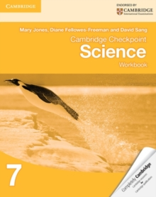 Cambridge Checkpoint Science Workbook 7, Paperback / softback Book