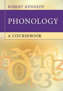 Phonology : A Coursebook, Paperback / softback Book