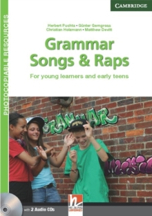 Grammar Songs and Raps Teacher's Book with Audio CDs (2) : for Young Learners and Early Teens, Mixed media product Book