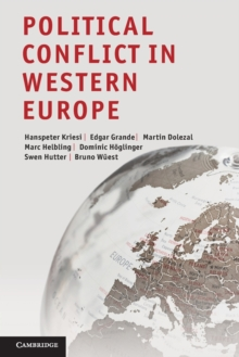 Political Conflict in Western Europe, Paperback / softback Book
