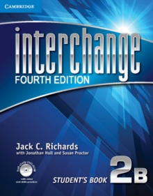 Interchange Level 2 Student's Book B with Self-study DVD-ROM, Mixed media product Book