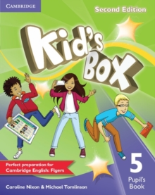 Kid's Box Level 5 Pupil's Book : Kid's Box Level 5 Pupil's Book 5, Paperback Book