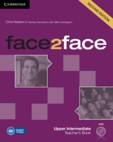 Face2face Upper Intermediate Teacher's Book with DVD, Mixed media product Book