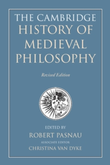The Cambridge History of Medieval Philosophy 2 Volume Paperback Set, Paperback / softback Book