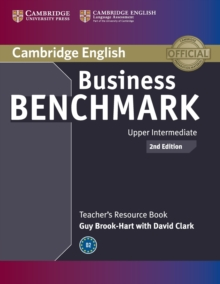 Business Benchmark Upper Intermediate BULATS and Business Vantage Teacher's Resource Book, Paperback / softback Book