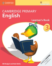 Cambridge Primary English : Cambridge Primary English Stage 3 Learner's Book, Paperback / softback Book