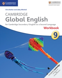 Cambridge Global English Stage 9 Workbook : for Cambridge Secondary 1 English as a Second Language, Paperback / softback Book