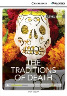 The Traditions of Death Intermediate Book with Online Access, Mixed media product Book