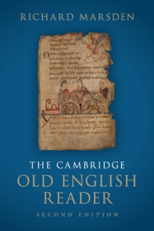 The Cambridge Old English Reader, Paperback Book