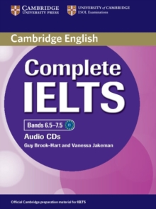Complete IELTS Bands 6.5-7.5 Class Audio CDs (2), CD-Audio Book