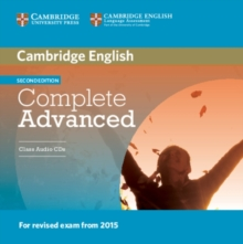 Complete Advanced Class Audio CDs (2), CD-Audio Book