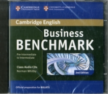 Business Benchmark Pre-intermediate to Intermediate Bulats Class Audio CDs (2), CD-Audio Book