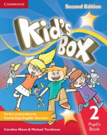 Kid's Box Level 2 Pupil's Book, Paperback Book