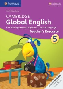 Cambridge Global English : Cambridge Global English Stage 5 Teacher's Resource, Paperback / softback Book