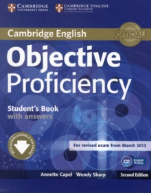 Objective Proficiency Student's Book with Answers with Downloadable Software, Mixed media product Book