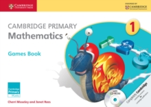 Cambridge Primary Mathematics Stage 1 Games Book with CD-ROM, Mixed media product Book