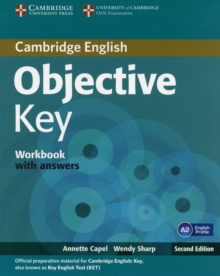 Objective : Objective Key Workbook with Answers, Paperback / softback Book