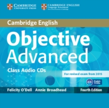Objective : Objective Advanced Class Audio CDs (2), CD-Audio Book