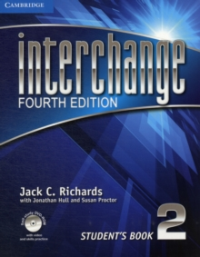 Interchange Level 2 Student's Book with Self-study DVD-ROM, Mixed media product Book