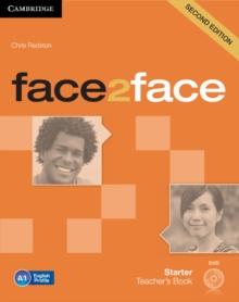 Face2face Starter Teacher's Book with DVD, Mixed media product Book