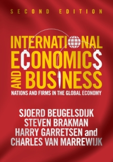 International Economics and Business : Nations and Firms in the Global Economy, Paperback / softback Book