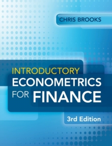 Introductory Econometrics for Finance, Paperback Book