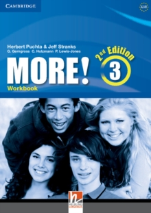 More! Level 3 Workbook, Paperback / softback Book