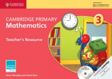 Cambridge Primary Maths : Cambridge Primary Mathematics Stage 3 Teacher's Resource with CD-ROM, Mixed media product Book