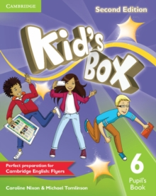 Kid's Box Level 6 Pupil's Book, Paperback Book