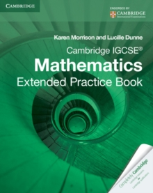 Cambridge IGCSE Mathematics Extended Practice Book, Paperback / softback Book
