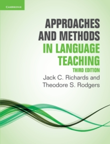 Approaches and Methods in Language Teaching, Paperback / softback Book