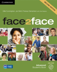 Face2face Advanced Student's Book with DVD-ROM, Mixed media product Book