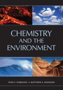 Chemistry and the Environment, Paperback / softback Book
